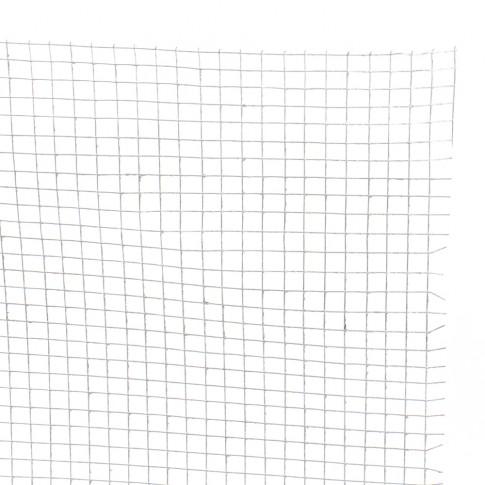 Plasa gard ornamental Volifort, zincata, 1 x 10 m (0,9 x 13 x 13 mm)