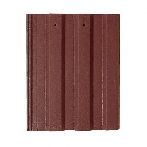 Tigla de beton 1/1 Bramac Markant, brun roscat