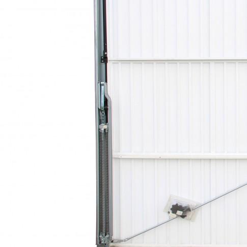 Usa garaj basculanta Hormann Light GSL, alb (RAL 9016), 3000 x 2125 mm