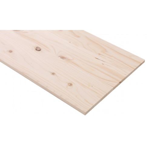 Panou lemn molid calitate A, 2500 x 300 x 18 mm