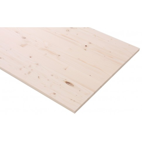 Panou lemn molid calitate A, 2000 x 600 x 27 mm