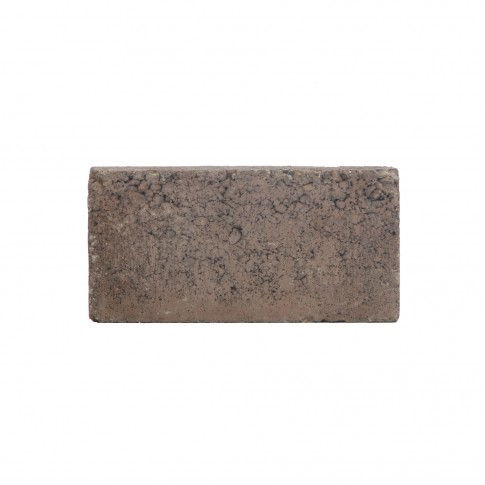 Pavaj economic antichizat, dreptunghi, brun, 200 x 100 x 40 mm