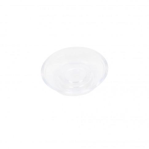 Saiba policarbonat, clar, 6 x 30 mm