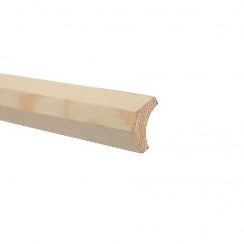 Coltar inferior pin 2400 x 23 x 23 mm