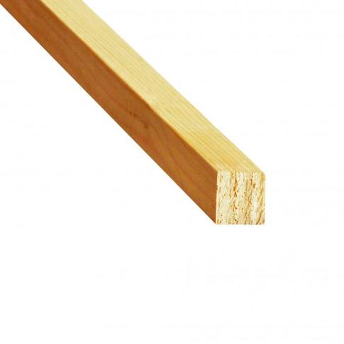 Rigla rindeluita lemn pin 2400 x 7 x 7 mm