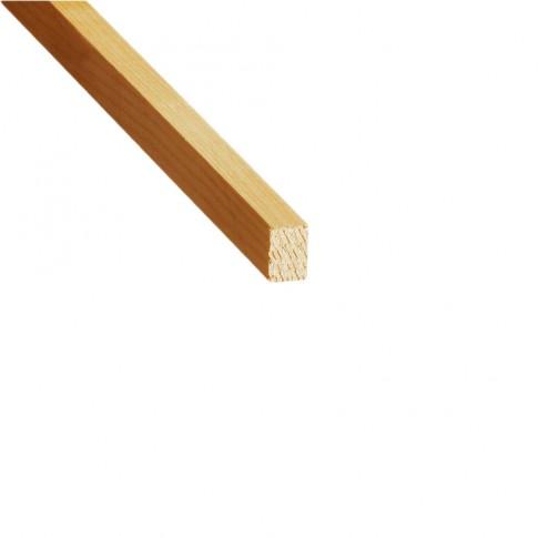 Rigla rindeluita lemn pin 2400 x 18 x 12 mm