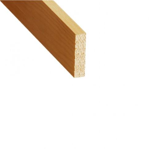 Rigla rindeluita lemn pin 2400 x 56 x 12 mm