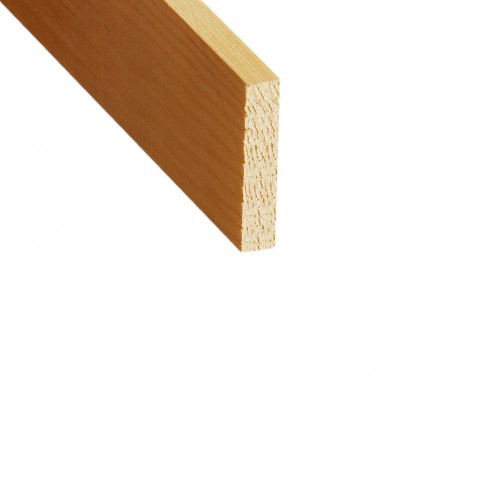 Rigla rindeluita lemn pin 2400 x 69 x 12 mm