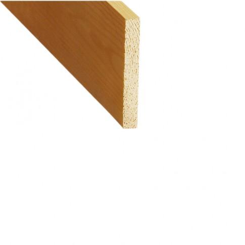 Rigla rindeluita lemn pin 2400 x 92 x 12 mm