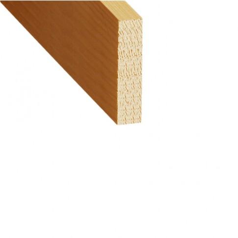 Rigla rindeluita lemn pin 2400 x 92 x 18 mm