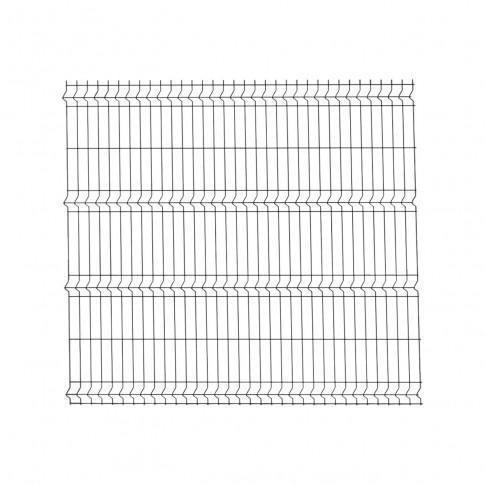Panou gard zincat bordurat antracit (3.8-4.9 mm) 1730 x 2025 mm
