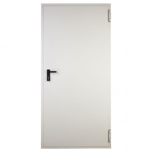 Usa multifunctionala Megadoor, tabla, deschidere reversibila, alba, 90 x 205 x 8.7 cm