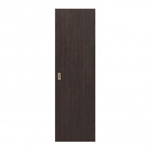 Usa de interior culisanta Eco Euro Doors, plina, wenge, 85 x 206 cm + maner ingropat