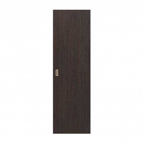 Usa culisanta Eco Euro Doors, plina, wenge, 95 x 206 cm + maner ingropat