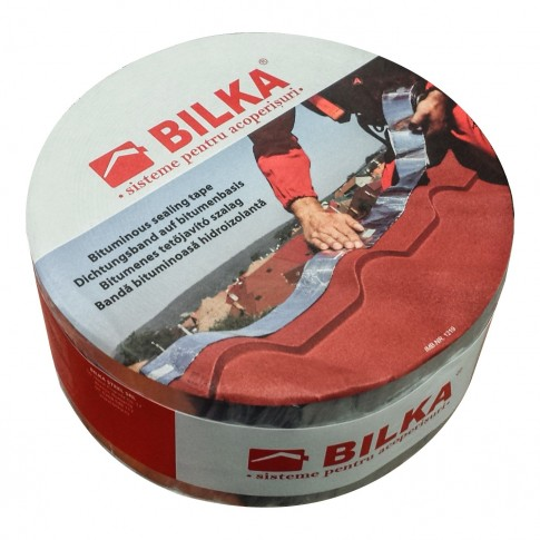 Banda etansare Bilka Aluband 75 mm, 10 m