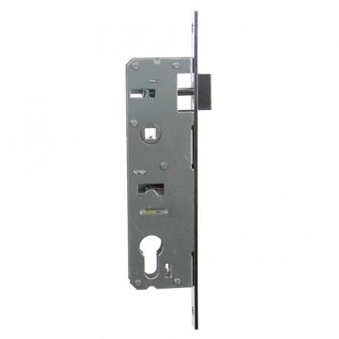 Broasca simpla pentru usi PVC, metal, 240 x 25 x 85 mm