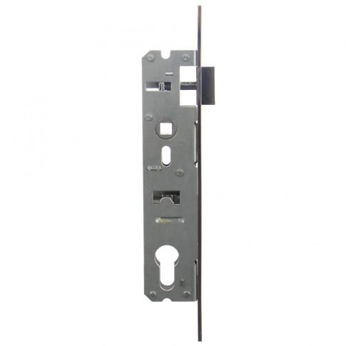 Broasca simpla pentru usi PVC, metal, 240 x 25 x 92 mm