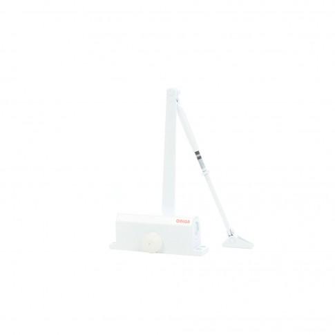 Amortizor usa, hidraulic, Omega TS 603, alb, maxim 65 kg