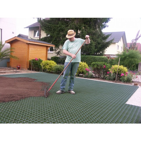 Pavaj ecologic GuttaGarden  verde, 56 x 38 cm