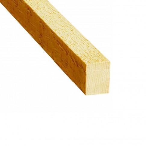 Rigla nerindeluita lemn pin 2400 x 30 x 24 mm