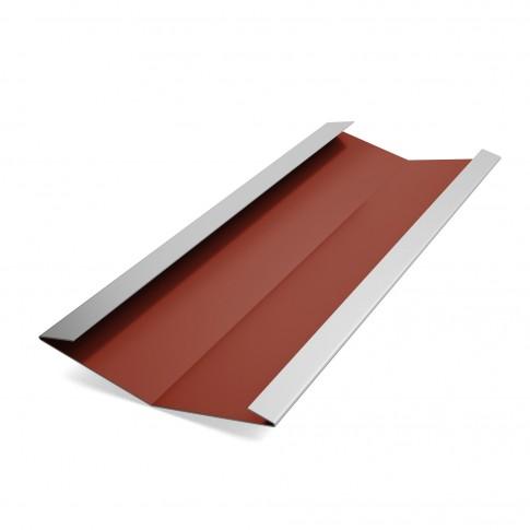 Dolie Baudeman, rosu maroniu lucios (RAL 3009), 0.45 mm