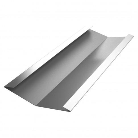 Dolie Bilka, argintiu lucios (RAL 9006), 0.45 mm