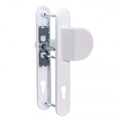 Maner usa interior, fix / mobil, cu sild, Filiz Y Tut , alb, 92 mm
