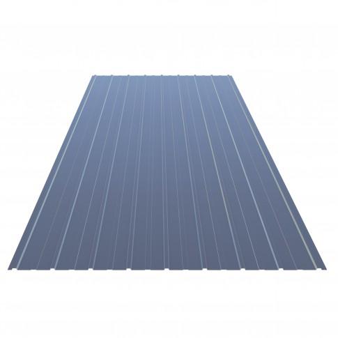 Tabla zincata cutata H10, 0,35 x 910 x 2000 mm