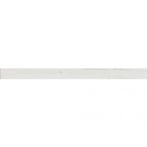 Set mascare pentru usa de interior culisanta Doina, alb cu fibra, 12 mm grosime, 100 x 2150 mm