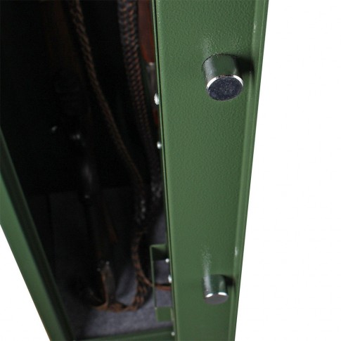 Dulap arme Guntronic 5 EL T04647 Rottner, 2 usi, verde, electronic, 300 x 400 x 1450 mm