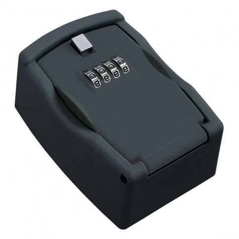 Caseta pentru chei Rottner Keyprotect T05790, cifru mecanic, antracit, otel, 13 x 9 x 6 cm