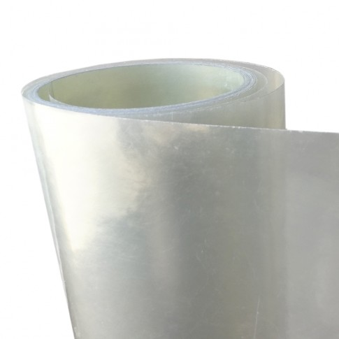 Acoperis drept Guttagliss, armat cu fibra de sticla, incolor, 40 x 1.5 m