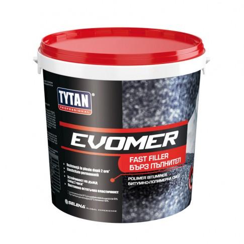 Chit rapid de reparatii pentru hidroizolatie, Evomer Fast Filler Tytan Professional, 1 kg