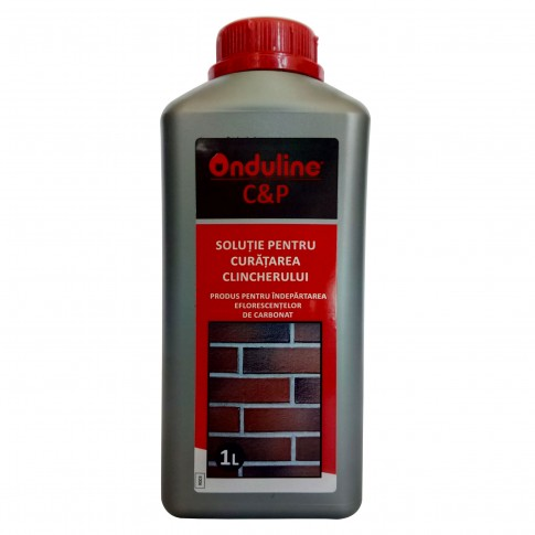 Solutie pentru curatarea clincherului Onduline C&P, 1 L