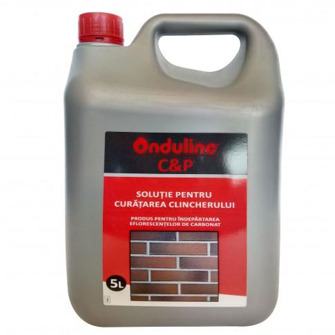 Solutie pentru curatarea clincherului Onduline C&P, 5 L