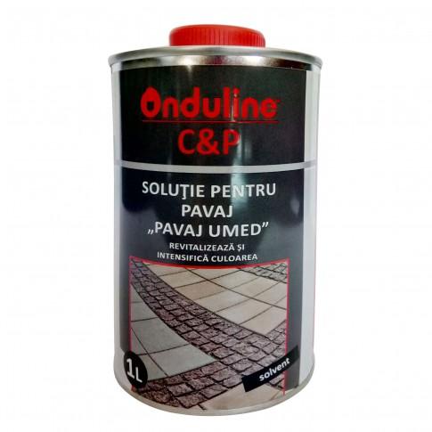 Solutie pentru pavaj aspect umed Onduline C&P, 1 L