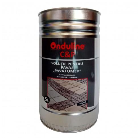 Solutie pentru pavaj aspect umed Onduline C&P, 5 L