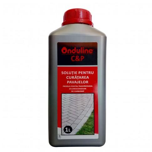 Solutie pentru curatarea pavajelor Onduline C&P, 1 L