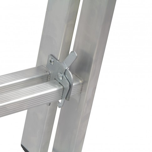 Scara aluminiu 3 x 6 trepte