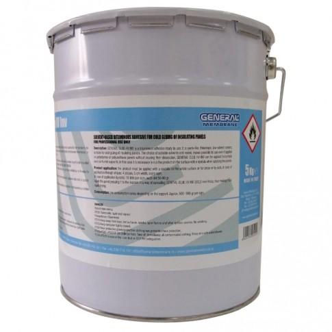 Adeziv bituminos General Membrane Glue HV, aplicare la rece, 5 kg