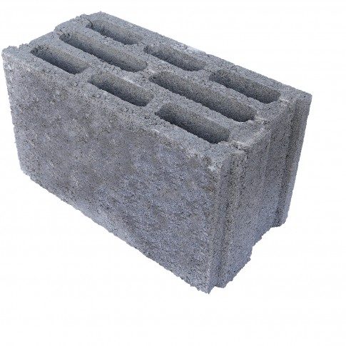 Boltar din beton pentru zidarie SY145, 400 x 200 x 240 (L x G x H)