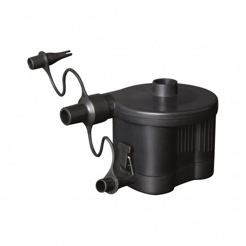 Pompa aer pentru produse gonflabile, Bestway 62038 + 3 adaptoare