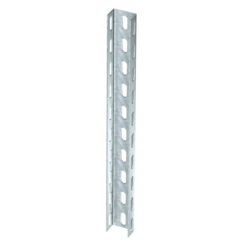 Stalp U FS 6342338, otel, 50 x 30 x 2000 mm