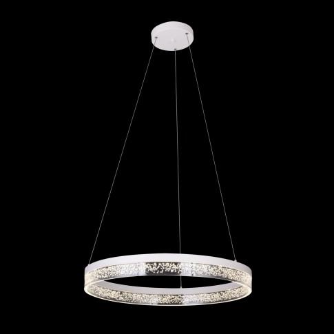 Suspensie LED Smitty 68225-36, 36W, 2600 lm, lumina neutra, alba