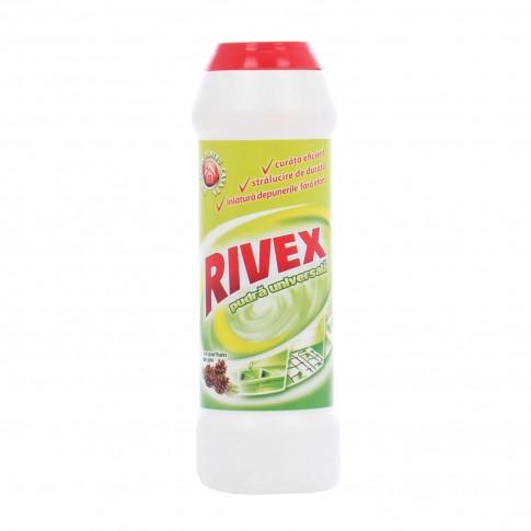 Detergent praf universal Rivex, aroma pin, 500 g