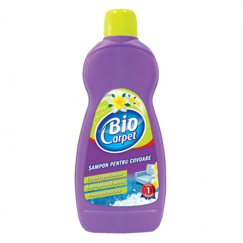 Detergent covoare si carpete Biocarpet, 500 ml