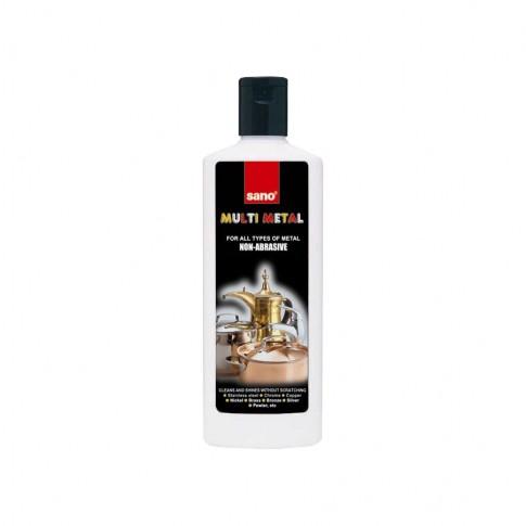 Solutie pentru curatat metale neferoase Sano Multimetal 330 ml