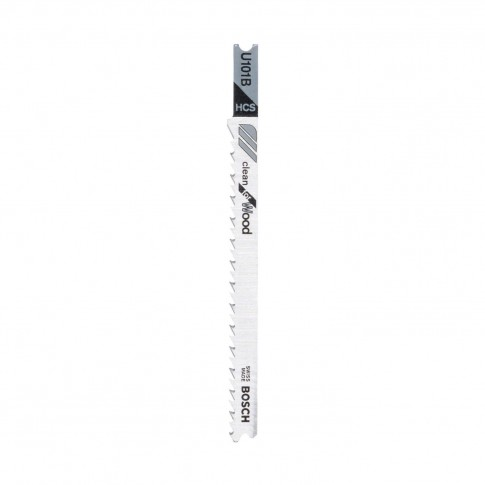 Panza fierastrau vertical, pentru lemn, Bosch Clean for Wood, U 101 B, 2608630565, set 3 bucati