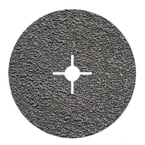 Disc abraziv pentru lemn / parchet / roci, Carbochim PCN512X, 115 x 22 mm, granulatie 60