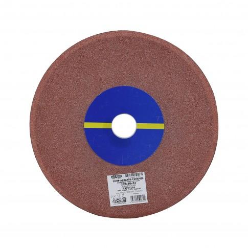 Piatra abraziva pentru ascutire otel, Carbochim  33A60M5V1ER, 250 x 10 x 32 mm